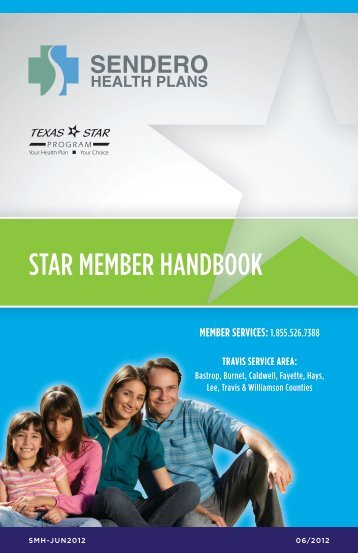 STAR Resources - Sendero Health Plans