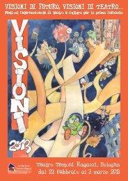 Programma Visioni di futuro, visioni di teatro 2013 - Comune di ...