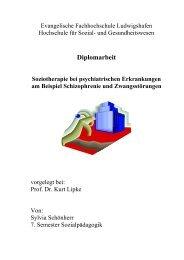 Diplomarbeit - Förderverein zur Erforschung des Messie-Syndroms ...