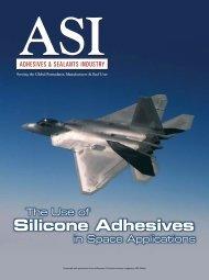 Silicone Adhesives - Team-Logic
