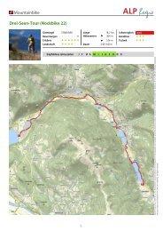 Mountainbike Drei-Seen-Tour (Nockbike 22) - Nockbike, Bike Portal ...
