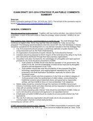 stratplan-draft-2011-summary-comments-21feb11-en - icann