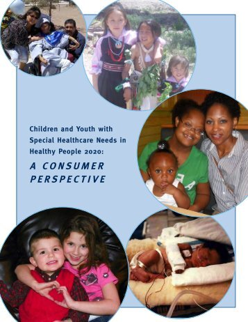a consumer perspective - National Center for Family / Professional ...