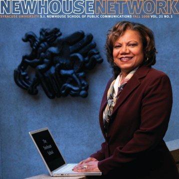sCoTT KRonICK - SI Newhouse School of Public Communications ...