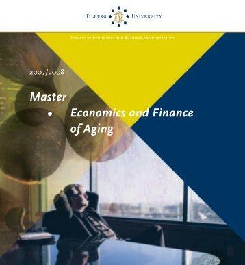 thesis economics finance