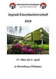 LJEM - Niedersächsische Schachjugend