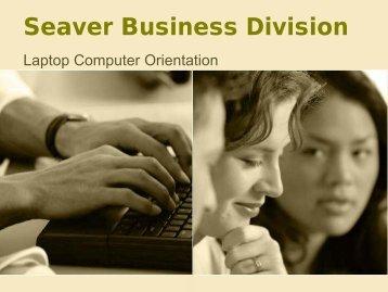 Laptop Computer Orientation