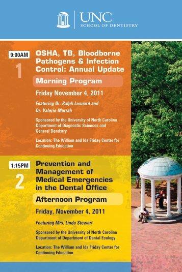 OSHA, TB, Bloodborne Pathogens & Infection Control