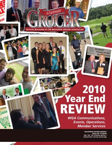 Year End - Wisconsin Grocers Association
