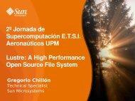Presentación de Gregorio Chillón