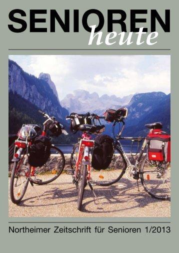 Northeimer Zeitschrift für Senioren 1/2013 - Senioren Heute eV