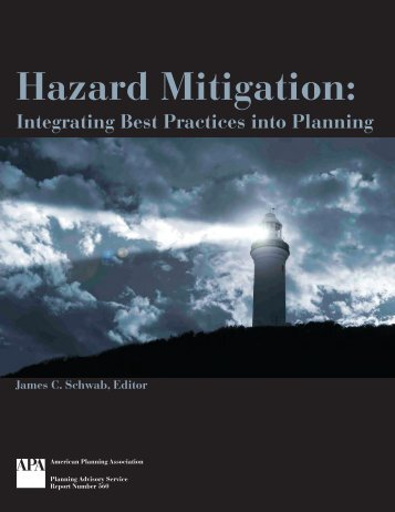 Hazard Mitigation: - Wyoming Homeland Security