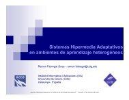 Ambientes de Aprendizaje Heterogeneos - Ambiente Virtual en ...