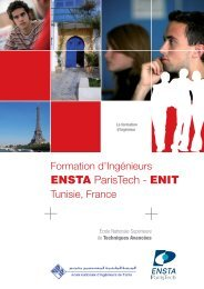 ENSTA ParisTech - ENIT