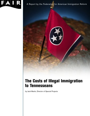 Tennessee - Federation for American Immigration Reform