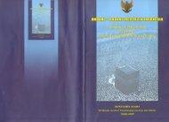 UU No.13 Tahun 2008 tentang Penyelenggaraan ... - Kemenag Jatim