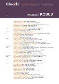 WALDEMAR KOBUS - Fehrecke - Page 3
