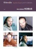 WALDEMAR KOBUS - Fehrecke - Page 5