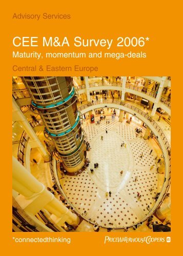 Central & Eastern Europe - IMAA | Institute of Mergers, Acquisitions ...