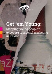 Get 'em Young - National Youth Council of Ireland