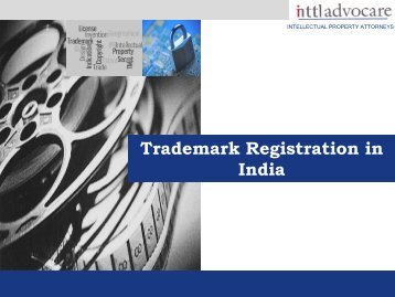 Trademark Registration in India - The Associated Chambers of ...