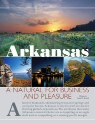a natural for business and pleasure - Forbes Special Sections