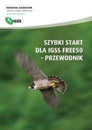 Szybki Start dla IGSS FREE50 - przewodnik - 7-Technologies