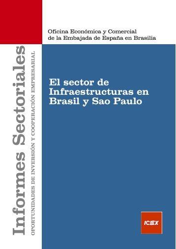 El sector de Infraestructuras en Brasil y Sao Paulo - Seopan