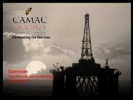 Enercom - The Oil and Gas Conference Presentation