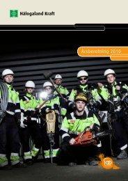 Årsberetning 2010 - Hålogaland kraft