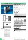 Download PDF catalogue - Schroff GmbH - Page 6
