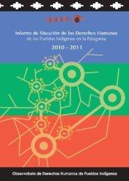 Informe 2010-2011 - odhpi.org