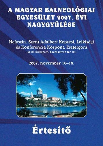 2007. november 16–18.