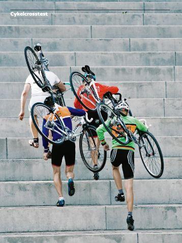 Höstträning – Cykelcross - Toppfysik