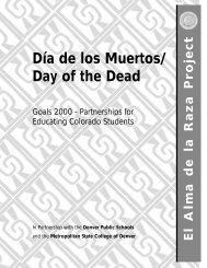 Día de los Muertos/ Day of the Dead