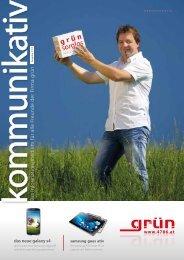 Das Informationsmedium für alle Freunde der Firma g rün - 4786.at