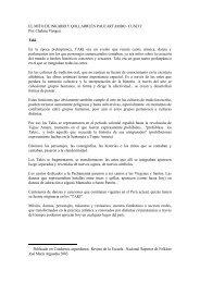EL MITO DE INKARRI Y QOLLARRI EN ... - Chalena Vásquez