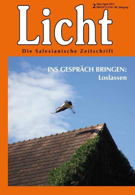 INS GESPRÄCH BRINGEN: Loslassen - Franz Sales Verlag