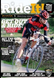 GET OUT & RIDE! - Evans Cycles