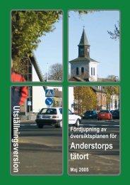 Anderstorps .Pmaj2005.indd - Gislaveds kommun