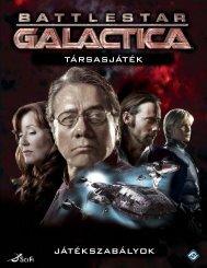 Battlestar Galactica - A társasjáték - Compaya