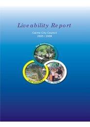 Liveability 05-06 - Cairns Regional Council