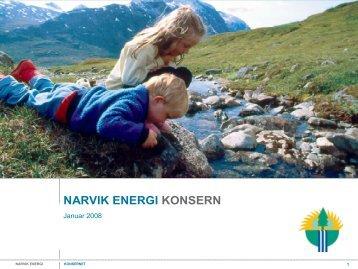 NARVIK ENERGI KONSERN