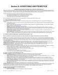 2013 USAGE POLICY AGREEMENT - The Music Hall - Page 6