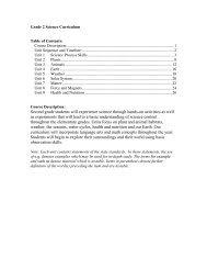 2nd Grade - Auburn School District
