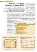 castellano - Societat Catalana de Trasplantament - Page 2