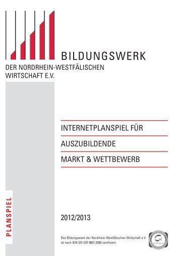 Bildungswerk der Nordrhein-Westfälischen Wirtschaft eV