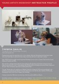 YOUNG ARTISTS WORKSHOP - Moore College of Art and Design - Page 4