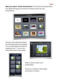 iPad ~ Keynote Guide - John Larkin - Page 3