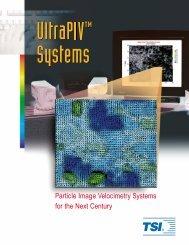 UltraPIV Systems Brochure